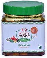 Mom Made Pickles Mix Veg Pickle - 500 gm