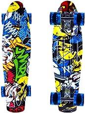 ENKEEO FishBoard Skateboard