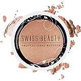 Swiss Beauty Professional Blusher, Face Makeup, 6g (Rose Gold)