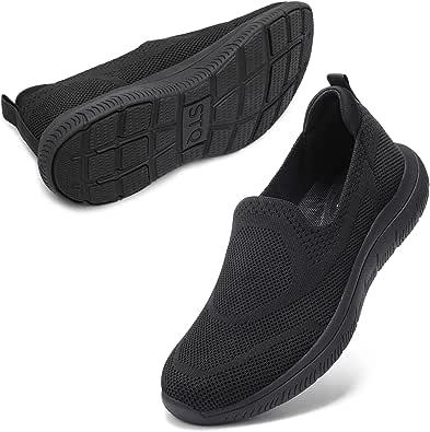 STQ Walk Shoes Women Athletic Casual Tennis Sneakers