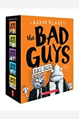 The Bad Guys Box Set: The Bad Guys / The Bad Guys in Mission Unpluckable / The Bad Guys in the Furball Strikes Back / The Bad Guys in Attack of the Zittens / The Bad Guys in Interstellar Gas Paperback