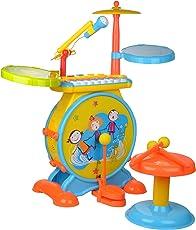 Comdaq Electronic Drum Set with Stool