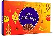 Cadbury Celebrations Assorted Chocolate Gift Pack, 197.1g- Pack of 2