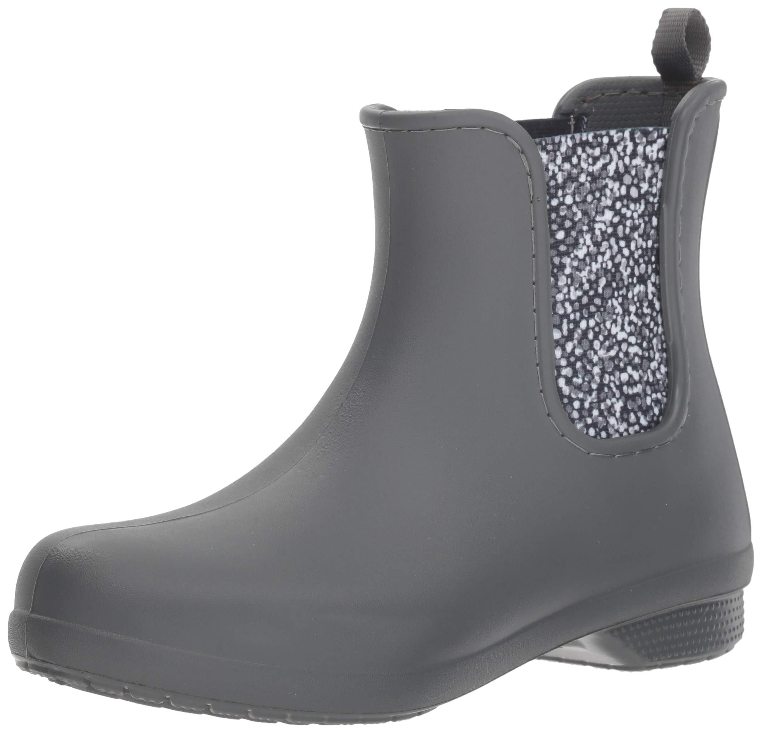 Crocs Freesail Chelsea Boot Women, Botas de Agua Mujer