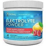 Dr. Berg's Electrolyte Powder - Keto Electrolytes Energy Drink Powder Supplements - Vegan NO Maltodextrin or Sugar, No…