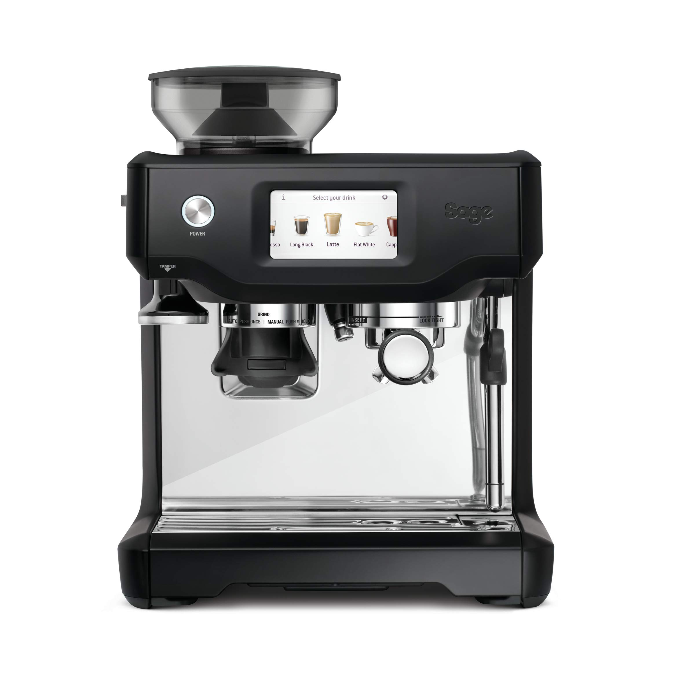 Sage-SES880BTR-Barista-Touch-Automatic-Espresso-Maker-Stainless-Steel-1700-W