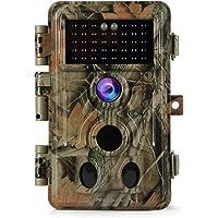 BlazeVideo Caméra de Chasse 20MP 1080P pour Suivre Le Jeu de Chasse d'animaux Sauvages, avec Vision Nocturne Activée par…