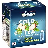 Meßmer Cold Tea Apfel-Waldmeister | Belebe dein Wasser mit dem spritzigen Geschmack | ohne Zucker | ohne Kalorien…