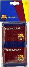 FC Barcelona Schweißbänder Design, 2 Stück