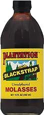 Plantation Organic Blackstrap Molasses, 442.ml