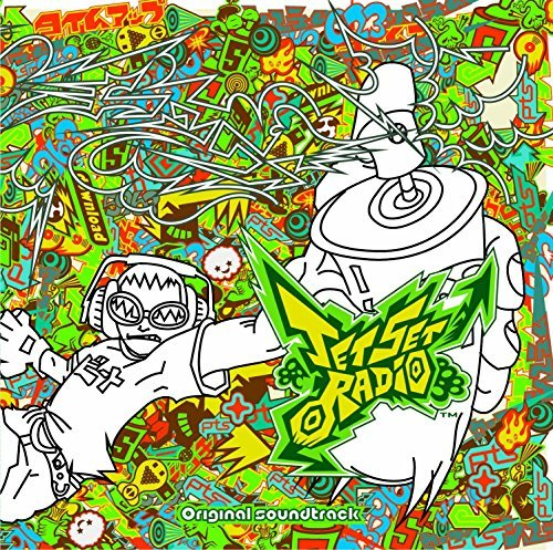 Jet Set Radio - Original Soundtrack by Hideki Naganuma (2012-09-18)