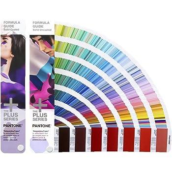 Pantone Plus Gp5101 Cmyk Guide Set Coated Uncoated Multi Colour