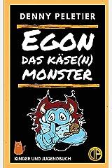 Egon das Käse(n) Monster Taschenbuch