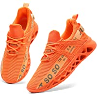 CAIQDM Air Basket Femme Sport Chaussure Outdoor Running Sneakers Mode Casual Gym Fitness March Respirante Toute et…