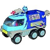 Simba 109402367 PJ Masks Maan Rover / met Catboy-figuur / met licht en geluid / met schietfunctie / met actiefiguur / 27 cm g