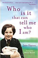 Who is it that can tell me who I am? Kindle Edition