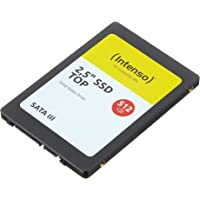 Intenso interne SSD-Festplatte 512GB Top Performance, Schwarz