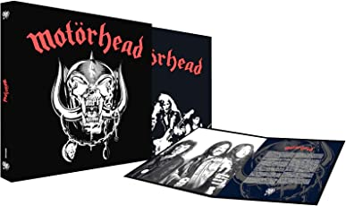 Motörhead (3LP Box,Exclusive Gold Vinyl) [Vinyl LP]