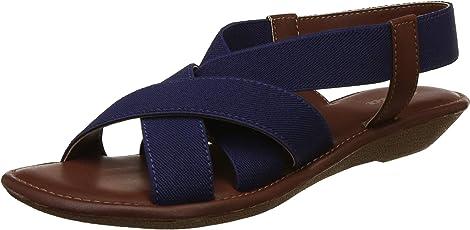 BATA Women's Nadiya Elastic Fashion Sandals
