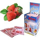 Frappè MORETTO - gusto FRAGOLA - 1 scatola con 12 bustine monodose da 25 g