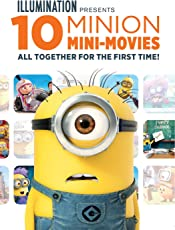 Mega Minions: 10 Mini-Movie Collection