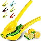 Zulay Premium Kwaliteit Metalen Citroen Lime Squeezer - Handleiding Citruspers Juicer