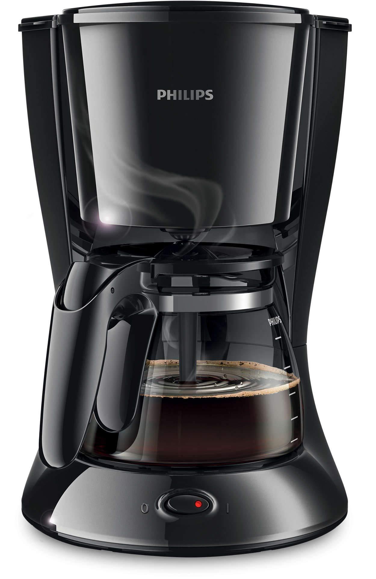 Philips-New-Daily-Kaffeemaschine-Aroma-Swirl-mit-Abschaltautomatik-Glaskanne