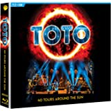 Toto - 40 Tours Around The Sun [Blu-ray + CD] [Blu-ray + CD]