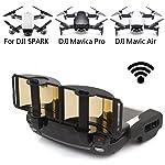 DJI Mavic Pro Mavic Air Spark Accessories for DJI Mavic Pro / Mavic Air / Spark Controller Signal Booster Foldable Signal...