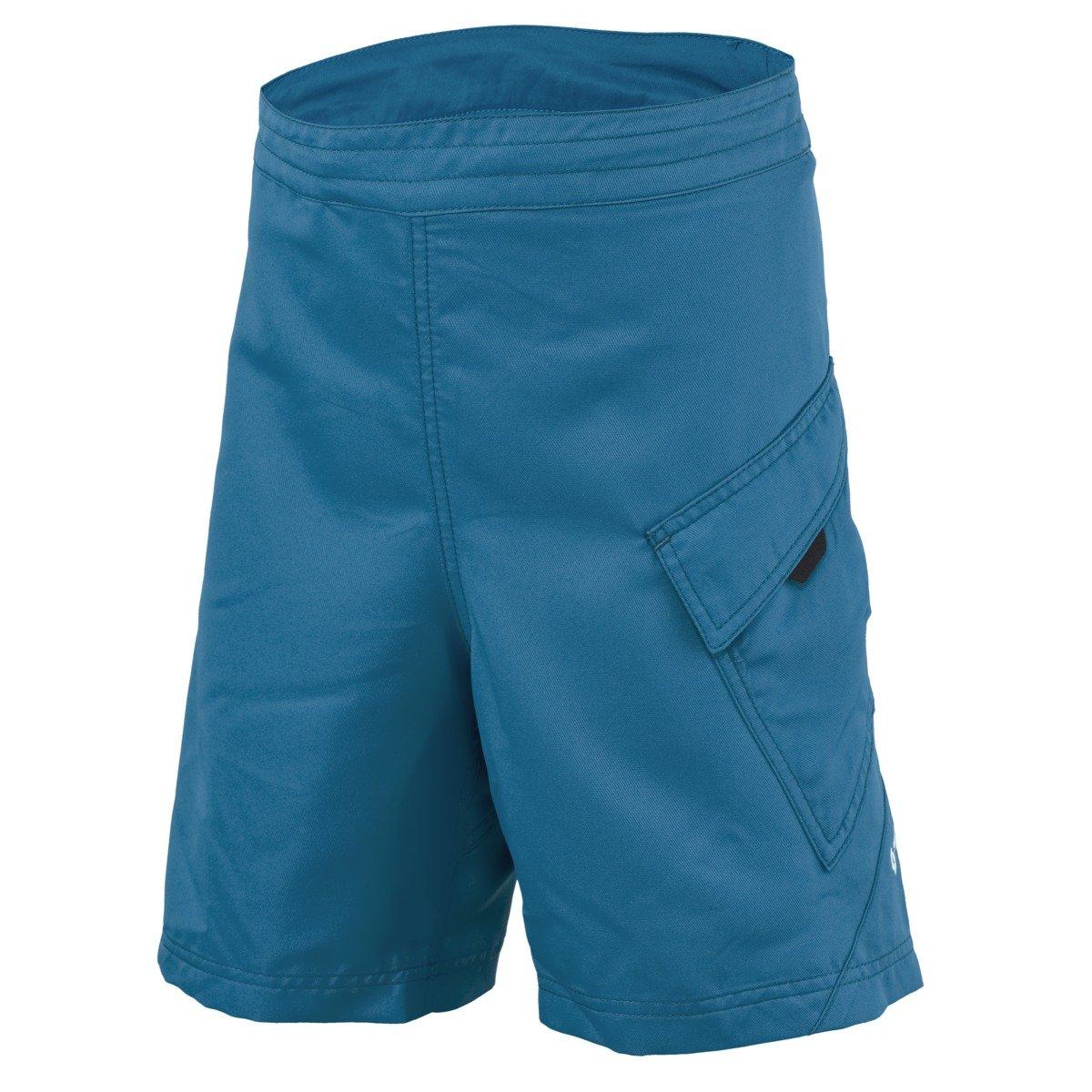 Scott Trail Flow bambini Junior pantaloni corti da ciclismo blu scuro 2016
