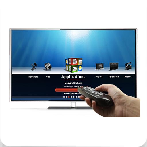 Télécommande pour Freebox