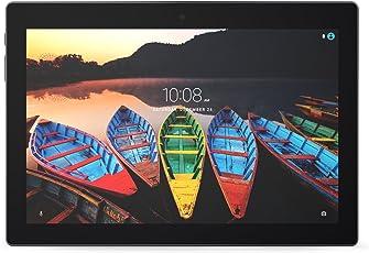Lenovo Tab3 10 Plus 25,5 cm (10,1 Zoll Full HD IPS Touch) Tablet-PC (Mediatek MT8735, 2GB RAM, 32GB eMCP, LTE, Android 6.0) schwarz