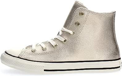 Converse Sneakers Bambina Ctas Hi 665833C Oro