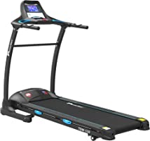 Powermax Fitness TDM-110 2 HP (4 HP Peak) Motorized Treadmill - Free Installation Service - 3 Years Motor Warranty -...