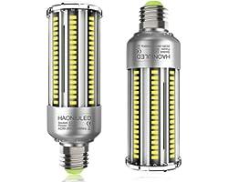 Super Bright Ampoule Led E27 35W Blanc Froid 6500K 4000LM équivalent ampoules à incandescence 300W, Ampoules Maïs Lampe Led E