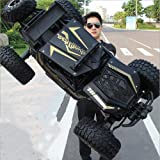 1:8 50cm Very Large Alloy RC Car 4WD Fast Speed Bigfoot Drifting Cars 2.4G Wireless Remote Control Buggy Climbing Truck Off-r