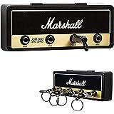 Marshall Porte-clés Jack rack 2.0 jcm800 guitare Keychain Porte-clés d'ampli guitare Crochet de montage mural Homeware (Color