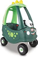Little Tikes 173073E3 Dino Cozy Coupe Ride-On - Green