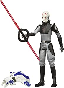 STAR WARS REBELS THE INQUISITOR ACTION FIGURE WITH ACCESSORIES HASBRO B4166 NEW