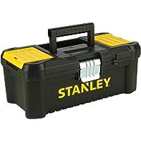 "STANLEY Essential STST1-75515 Cassetta Porta Utensili, Nero/Giallo, 12,5"""