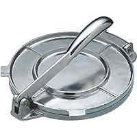 Kitchen Craft WFMXTPRESS Presse de Tortilla, Aluminium, Argent, 28 x 28 x 18 cm