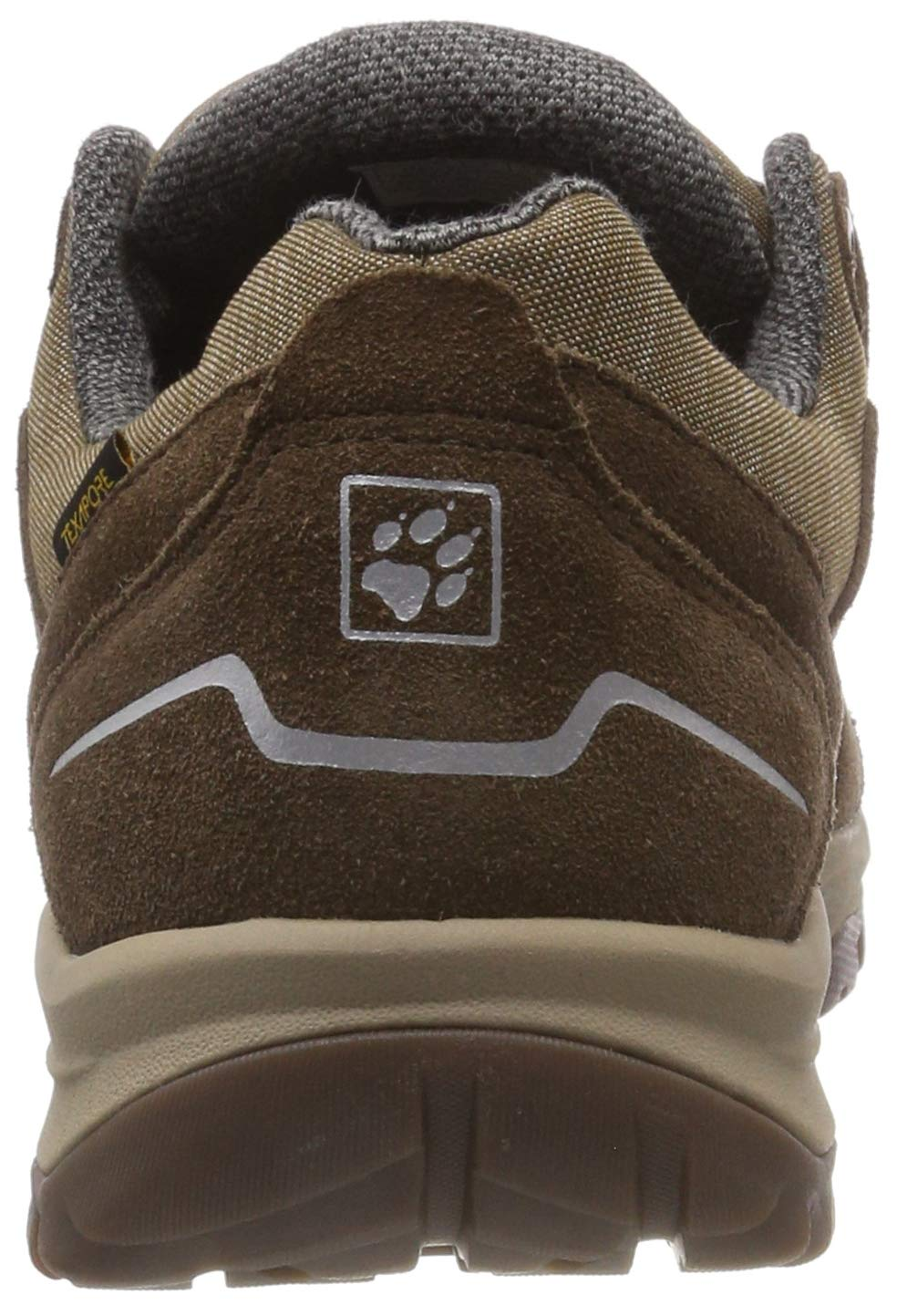Jack Wolfskin Men's Vancouver Texapore Low M Rise Hiking Shoes 2