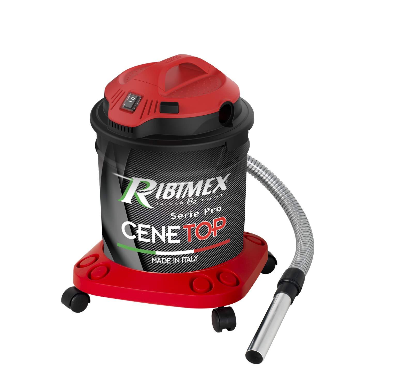 Aspiracenere-professionaleCENETOP-1200-W-18-L-con-pulizia-automatica-filtro