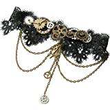 dream cosplay Lolita Choker Necklace Gothic Steampunk Accessory