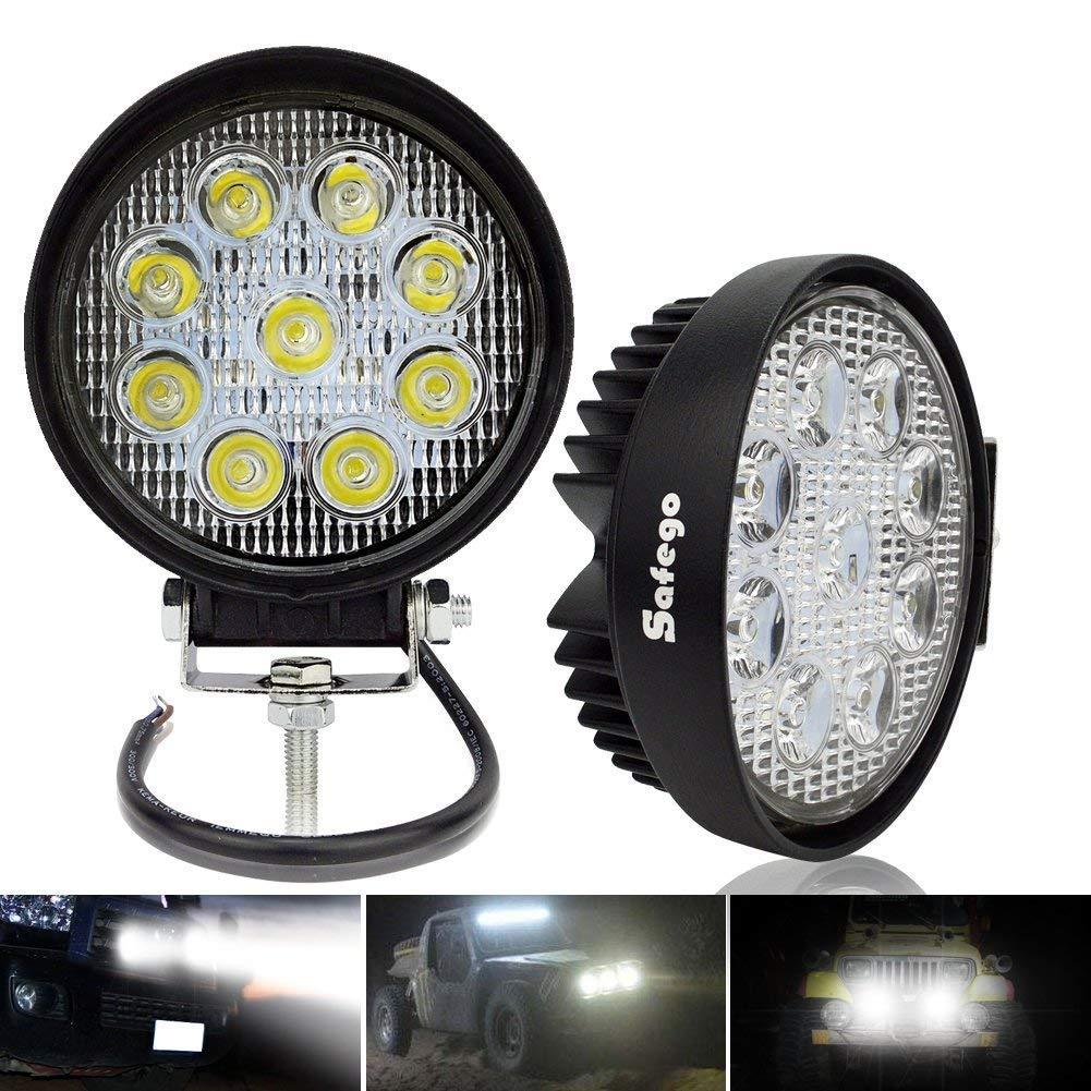 12 V UTV ATV per SUV 24 V 4 faretti LED da 18 W