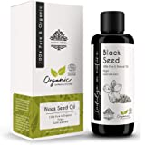Black Seed Oil or Nigella Sativa (Certified Organic) - Aroma Tierra - Superfood, Miracle oil, Offers numerous Health & Beauty