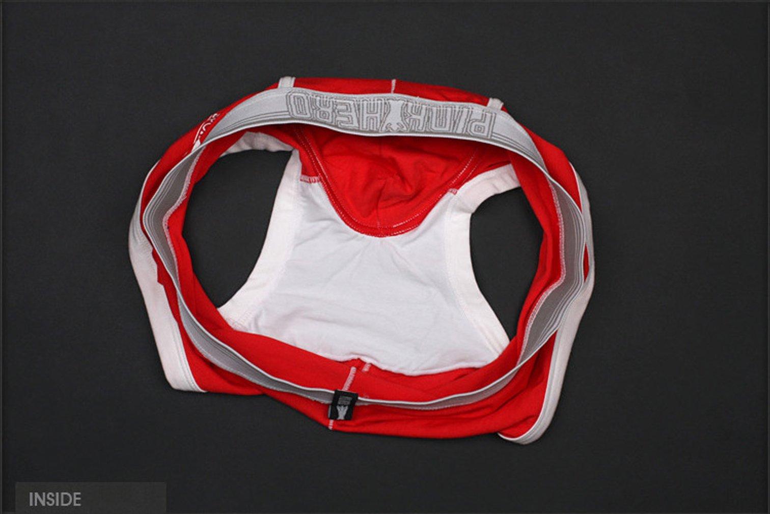 EOZY Men Underwear Calzoncillos Slips Bóxer Briefs para Hombre Algodón Forma U 4PCS