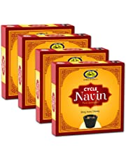 Om Shanthi Navin Cup Sambrani - Pack of 4 (12 Cups per Pack)
