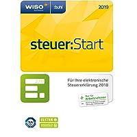 WISO steuer:Start 2019 (für Steuerjahr 2018 / Aktivierungscode per Email)