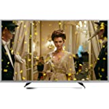Panasonic TX-43FSW504S 43 Zoll Smart TV (108 cm, TV LED Backlight, Full HD, Quattro Tuner, HDR, silber)